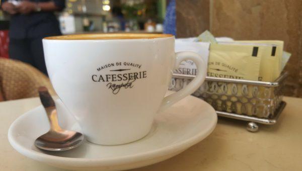 Cafesserie, Kampala, Uganda